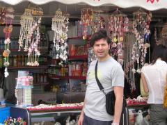 Jinshan - souvenirs en coquillages