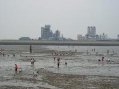Jinshan - usine chimique