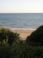 Italie - plage Castiglione della Pescaia