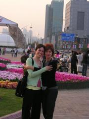Val et Véro - Pudong