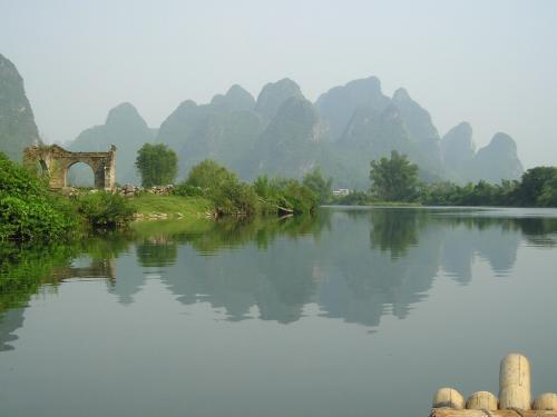 Yangshuo - fleuve Yulong