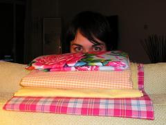 tissus - patchwork Valérie