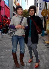 Street style Séoul