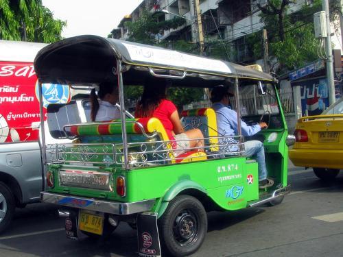 Tuk-tuk - Bangkok