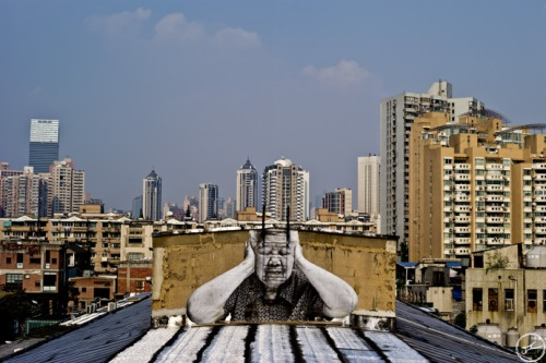 Wrinkles of the city