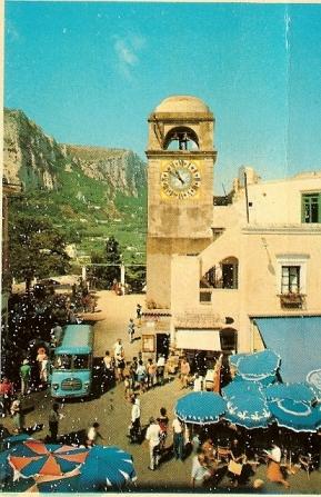 old Italian postcard
