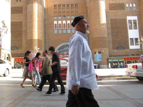 Urumqi - Bazar