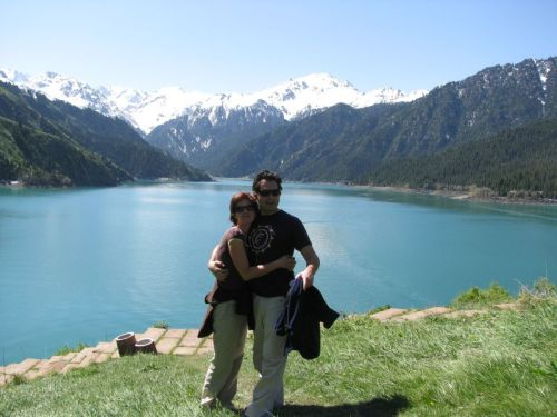 Urumqi - Heavenly Lake