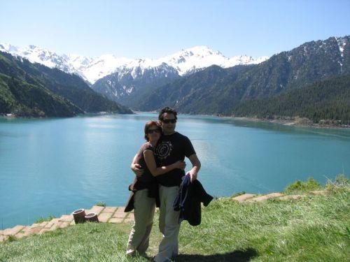 Urumqi - Heavenly Lake