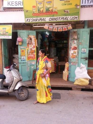 Jaisalmer - supermarché