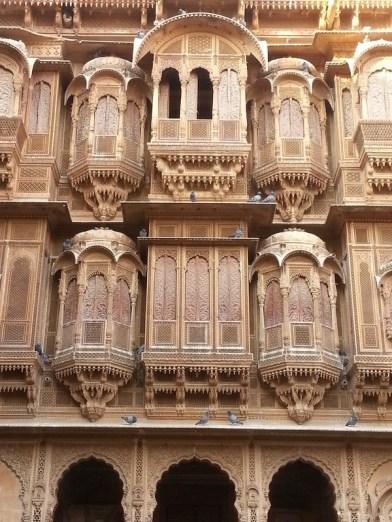 Jaisalmer - Patwa ki Haveli