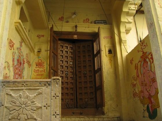 Jaisalmer - portes