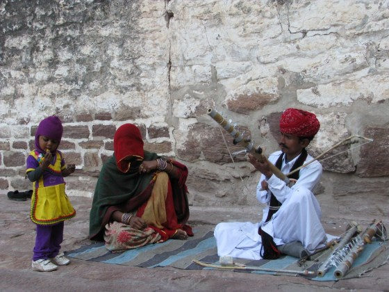 Fort Mehrangarh - Jodhpur